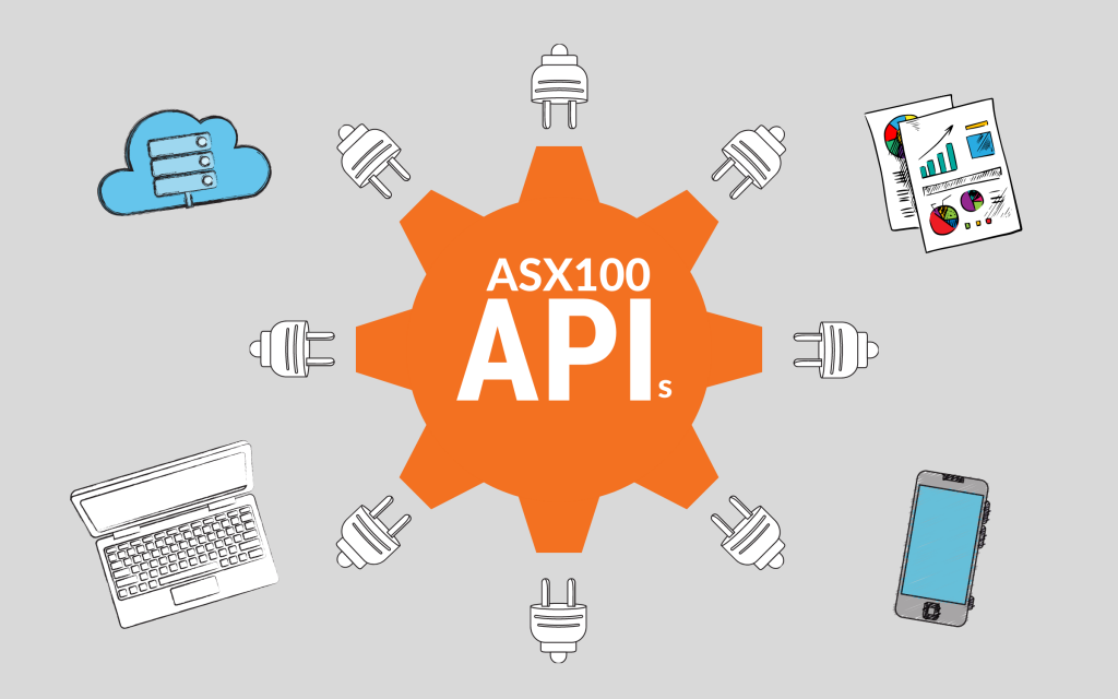 The complete list of public ASX100 APIs